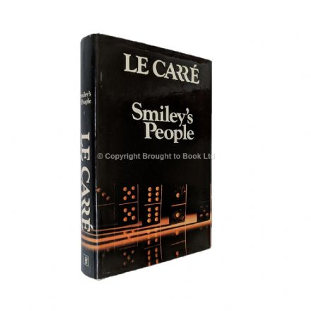 Smiley's People Signed by John le Carré First Edition Hodder & Stoughton 1980